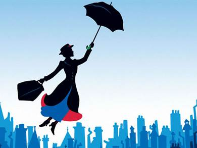 Mary Poppins al Castello Lancellotti
