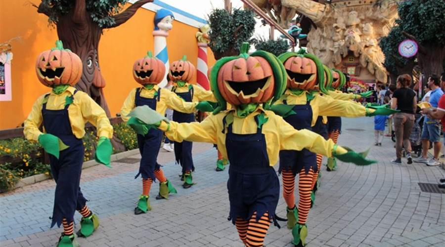 Gardaland Magic Halloween 2017
