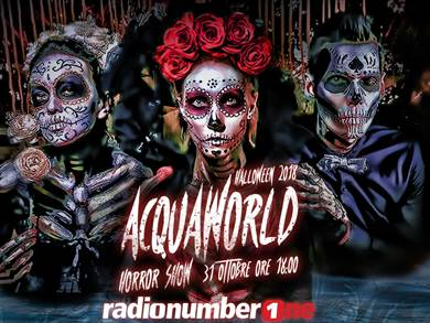 ACQUAWORLD HORROR SHOW !