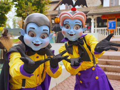 È iniziata la stagione di Gardaland Magic Halloween!