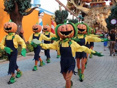 Gardaland Magic Halloween 2018