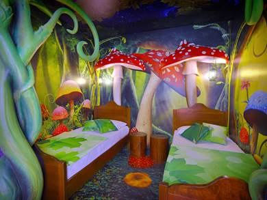 Il nuovo Gardaland Magic Hotel !