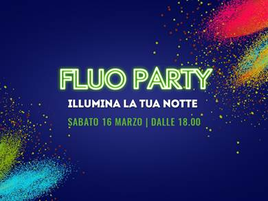 Fluo Party 2019 ad Acquaworld