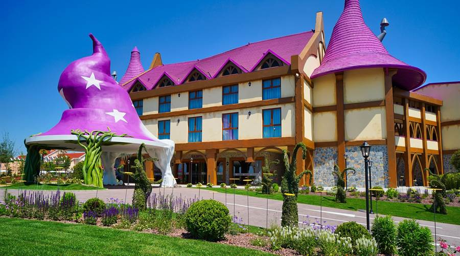 Inaugurato oggi Gardaland Magic Hotel  !