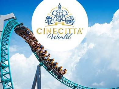 Cinecittà World + hotel